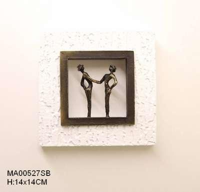 In overeenstemming (wanddecoratie)