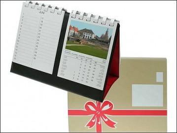 Bureauomslag kalender hsg relatiegeschenken hsg for Bureau kalender